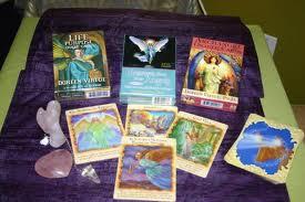 angel card spread
